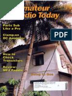 Radio Amater Mes Agosto 2003