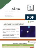 HIDROGÊNIO (2)
