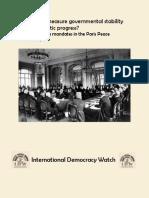 Primary Report PPC International Democracy Watch