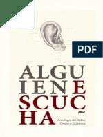 Alguien escucha (antología)