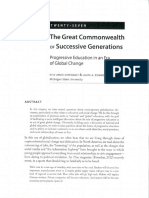 Greenwalt and Edwards, The Great Commonwealth of Successive Generations
