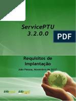 Configuração e Implantação - ServicePTU