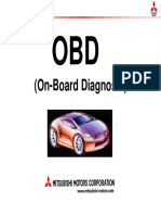 Mitsubishi Obd Training 20061027