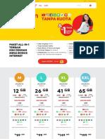 Paket Freedom Combo Dengan Tarif Terbaik Indosat Ooredoo
