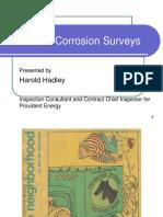 Ut Thickness Criteria API 570-2007 Hadley, Harold