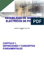 Introducción a Estabilidad de SEP