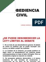 Tema 10 Desobediencia Civil 2016