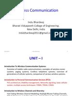 unit 1 PCS