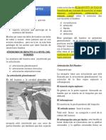 Patología de Partes Blandas