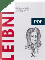 29. Leibniz - En el mejor de los mundos posibles.pdf