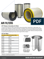 Ctp 720 030 Air Filters