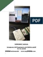 EMONA MyDSP Experiment Manual_V2-1