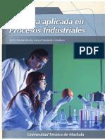 Quimica Aplicada en Procesos Industriales