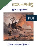 O Senhor dos Anéis RPG - O Medo e a Sombra - O Inimigo e seus Servos - Biblioteca Élfica.pdf