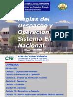Presentacion  Reglamento ver Enero 2007 (transmision).ppt