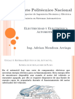 Elec y Electronica Del Automovil 2014 Sis Electricos Bateria