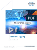 PeakForce Tapping - B080-RevA2