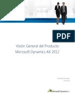 Microsoft Dynamics AX Guia Capacidades Folleto Quonext