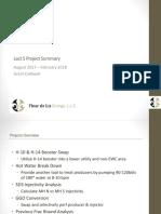 Lact 5 Project Summary