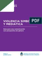 violencia simbólica