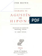 Brown Peter - Biografia de Agustin de Hipona