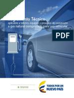 Reglamento Gas