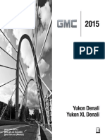 2015 yukon denali 2ndPrint
