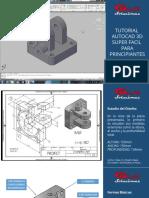 Tutorial Basico AutoCAD 3D