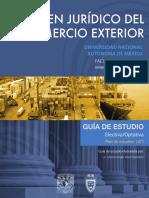 Regimen Juridico Del Comercio Exterior 5 Semestre