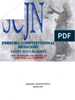 DER. CONSTITUCIONAL Felipe Tena Ramirez.pdf