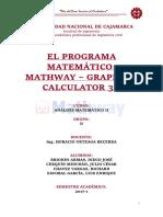 Final Mathway