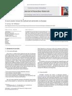 Una Visión Cero Residuos Para Redes Industriales en Europa 2012-Main