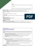 student-centered lesson plan