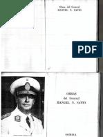 Gral. Manuel Savio - Movilización industrial (1933)