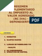 Rc Iva Dependientes