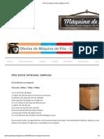 Pão Doce Integral Simples _ Máquina de Pão.pdf