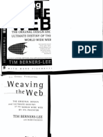 Tim Berners-Lee - Weaving the Web - The Original Design and Ultimate Destiny of the World Wide Web - PDF [TKRG]