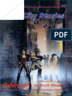 Cyberpunk 2020 - AG5005 Night City Stories