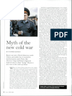 Myth of the New Cold War 0