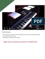 Rhythm Changes - Jazz Piano