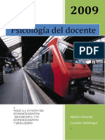 Tex to Psicologia Del Docent e