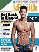 Men's Health - February 2018 SG