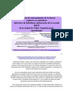 Programa de Entrenamiento de La Fuerza Explosiva en Miembros