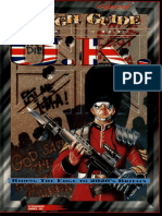 Cyberpunk 2020 - CP3281 Rough Guide to the UK (Official)