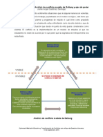 M2. act1.Análisis de conflicto personal Galtung
