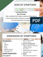 Dimension of Symptom
