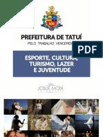 Curso de Fotografia - Prefeitura de Tatuí