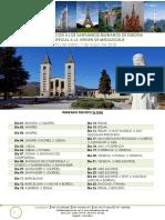 Granperegrinacion a Los Santuarios Marianos de Europa 26 Dias