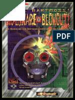 Cyberpunk 2020 - CP3521 Rache Bartmoss' Brainwave Blowout