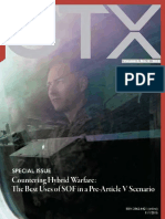 CTX Countering Hybrid Warfare